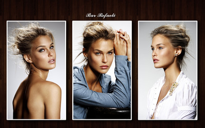 Bar Refaeli [13] wallpaper