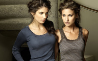 Beautiful twins wallpaper 1920x1080 jpg