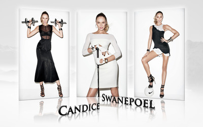 Candice Swanepoel [46] wallpaper