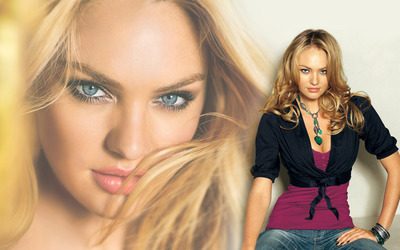 Candice Swanepoel [27] wallpaper