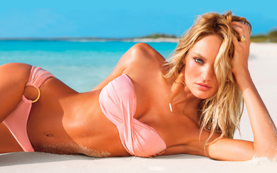 Candice Swanepoel [6] wallpaper
