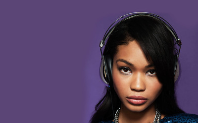 Chanel Iman [2] wallpaper