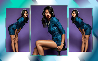 Chanel Iman wallpaper