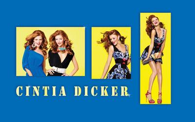 Cintia Dicker [19] wallpaper