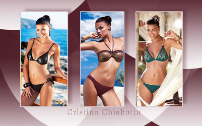 Cristina Chiabotto wallpaper