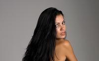 Cute brunette [4] wallpaper 2560x1600 jpg