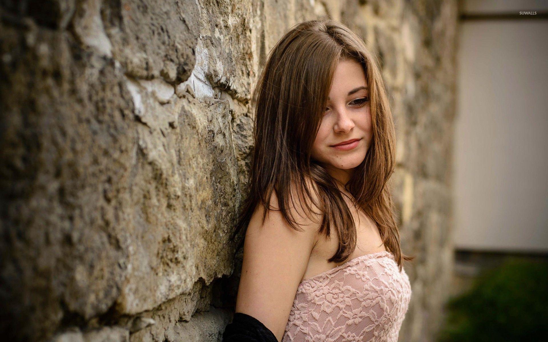 cute girl [2] wallpaper - girl wallpapers - #46386