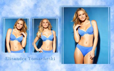Elisandra Tomacheski [29] wallpaper