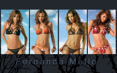 Fernanda Mello wallpaper