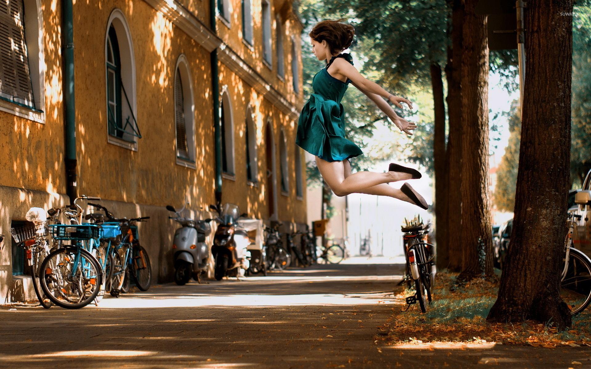 Bmx sport bikes wallpaper photography wallpapers 45373 girl jumping wallpaper 1920x1200 jpg voltagebd Gallery