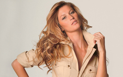Gisele Bundchen [2] wallpaper