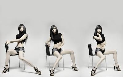 Hwang Mi Hee [9] wallpaper