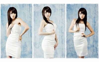 Hwang Mi Hee [17] wallpaper