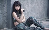 Hwang Mi Hee [5] wallpaper 1920x1200 jpg
