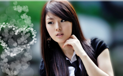 Hwang Mi Hee [2] wallpaper