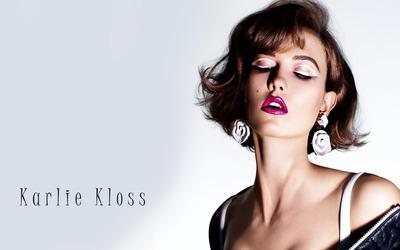 Karlie Kloss wallpaper