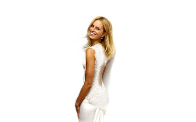 Karolina Kurkova [5] wallpaper