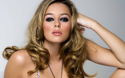Keeley Hazell [7] wallpaper
