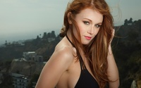 Leanna Decker wallpaper 1920x1080 jpg