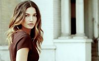 Lily Aldridge [5] wallpaper 1920x1080 jpg