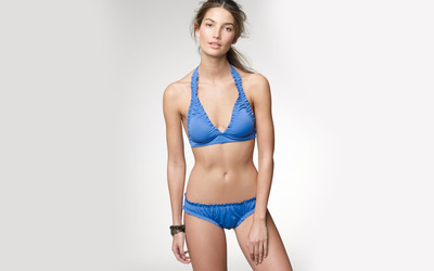 Lily Aldridge [15] wallpaper