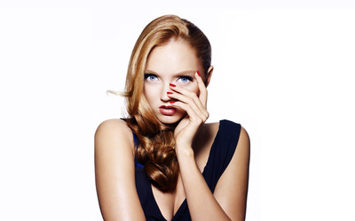Lily Cole [3] wallpaper