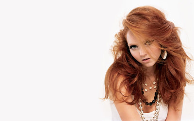 Lily Cole wallpaper