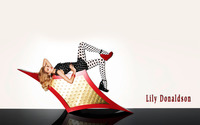 Lily Donaldson [4] wallpaper 1920x1200 jpg