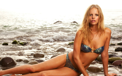 Marloes Horst [3] wallpaper