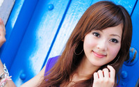 Mikako Zhang Kaijie [2] wallpaper 2560x1600 jpg