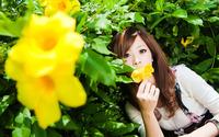 Mikako Zhang Kaijie [23] wallpaper 2560x1600 jpg