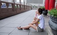 Mikako Zhang Kaijie [22] wallpaper 2560x1600 jpg