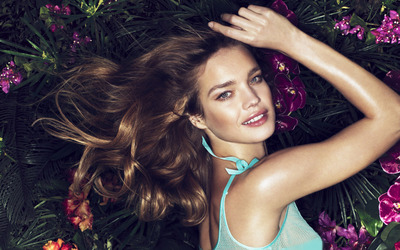 Natalia Vodianova [2] wallpaper