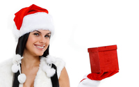 Santa's little helper [6] wallpaper 2560x1600 jpg