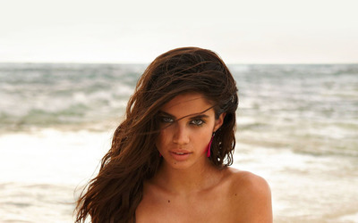 Sara Sampaio [2] wallpaper