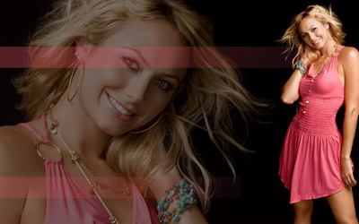 Stacy Keibler [4] wallpaper