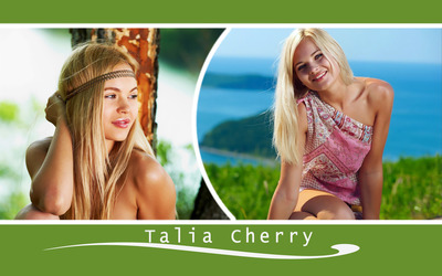 Talia Cherry [10] wallpaper