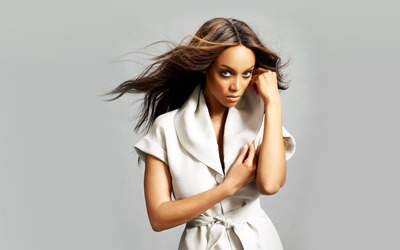 Tyra Banks [13] wallpaper
