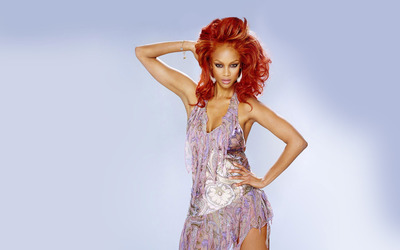Tyra Banks [16] wallpaper