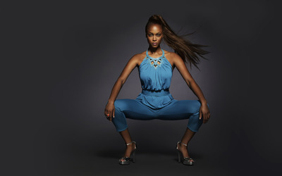 Tyra Banks [5] wallpaper