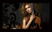 Tyra Banks [14] wallpaper 1920x1200 jpg