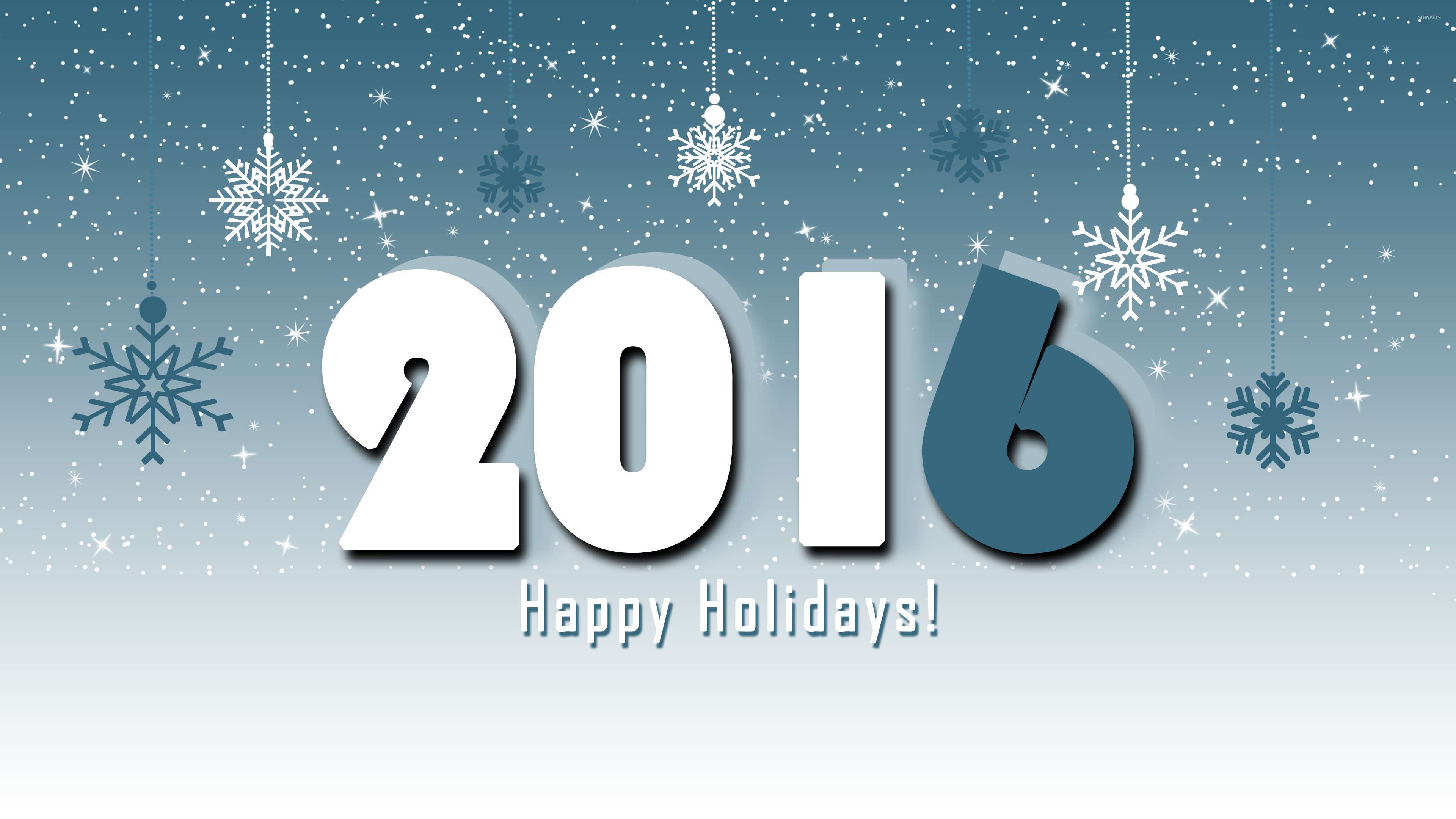 2016 happy holidays wallpaper holiday wallpapers 51781
