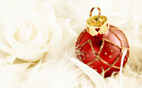 Christmas ball [2] wallpaper 1920x1200 jpg