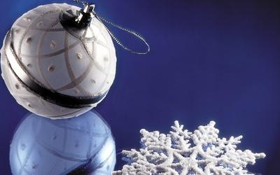 Christmas ball [3] wallpaper