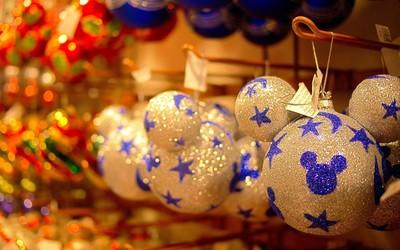 Christmas balls [3] wallpaper