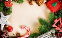 Christmas decorations wallpaper 2560x1600 jpg