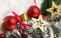 Christmas decorations [3] wallpaper 1920x1200 jpg