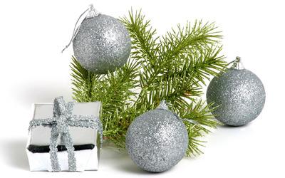 Christmas decorations [2] wallpaper