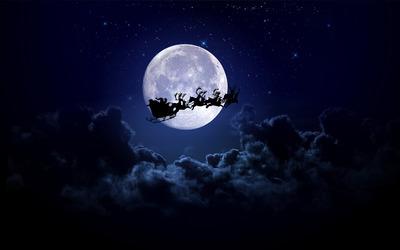 Christmas eve wallpaper