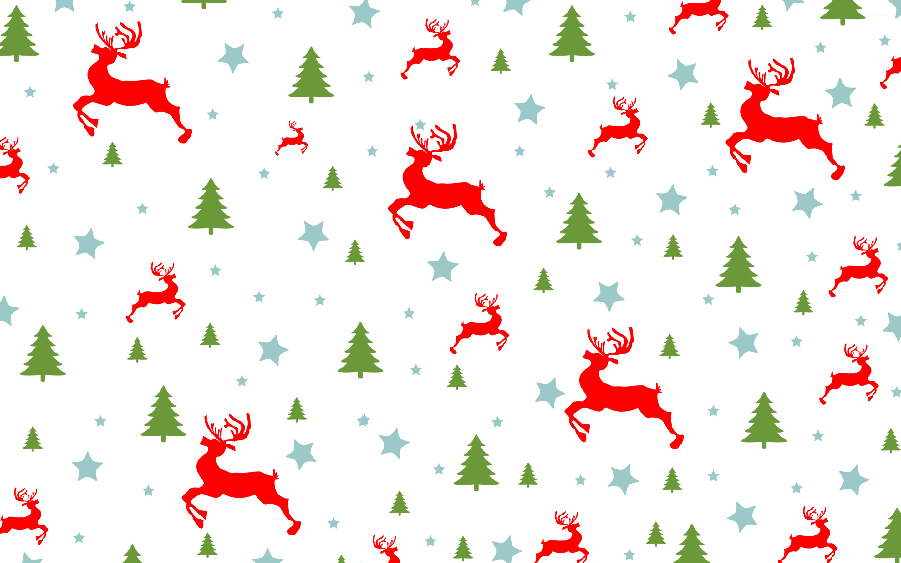 christmas pattern wallpaper - holiday wallpapers - #25471